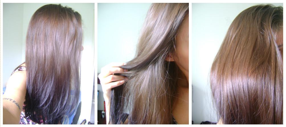 Cha de camomila no cabelo para clarear