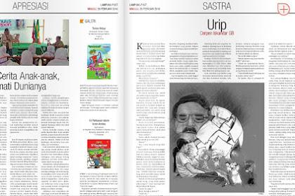 Resensi Komik 10 Pahlawan Islam di Lampung Post
