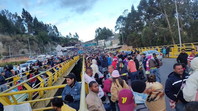 ONU ayudará a países de Latinoamérica que reciban a venezolanos