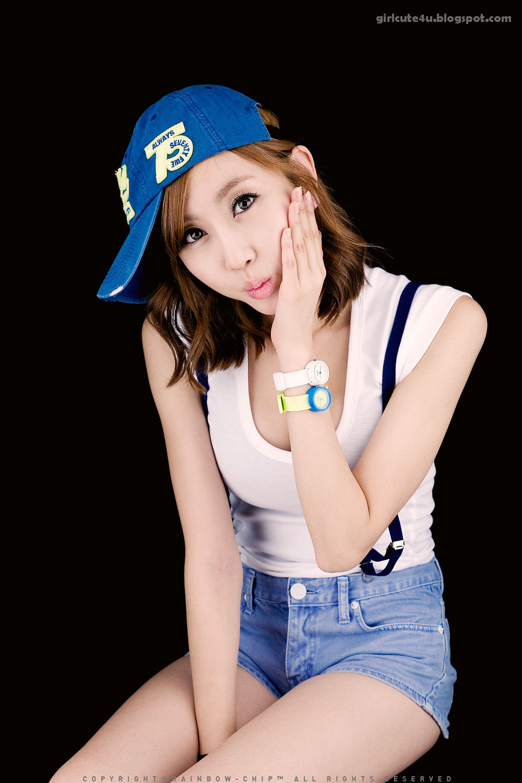 xxx nude girls: Song Jina - Hello Kitty PJs