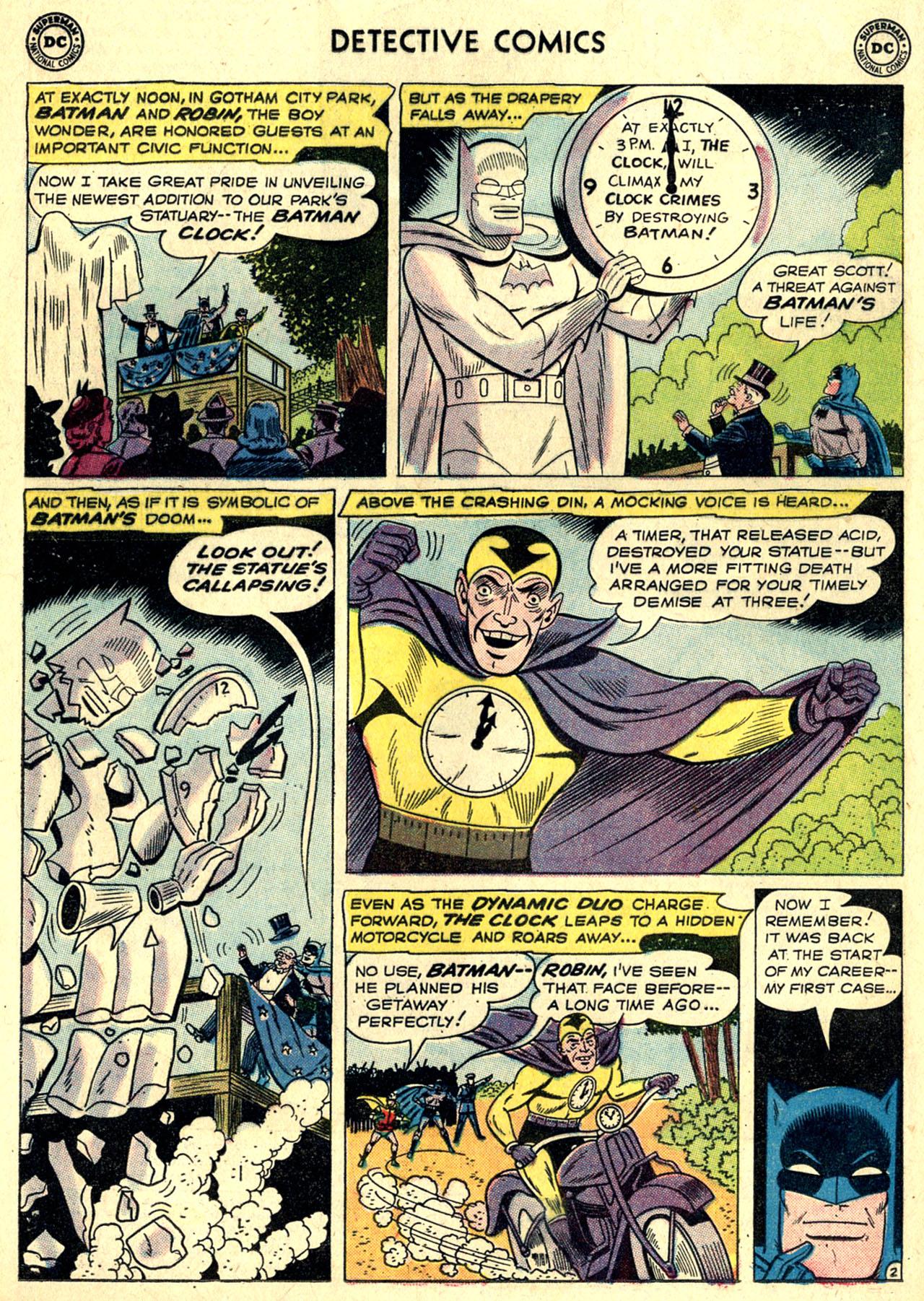 Read online Detective Comics (1937) comic -  Issue #265 - 4