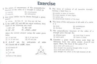 locus exercise 1