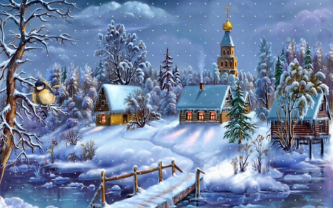 Free Download HD Christmas Wallpapers