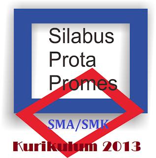 Promes PAI Kelas X, XI, XII Kurikulum 2013