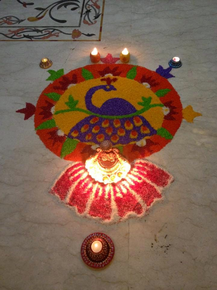 Rangoli Diwali Collection 18