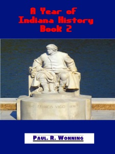 A Year of Indiana History - Book 2