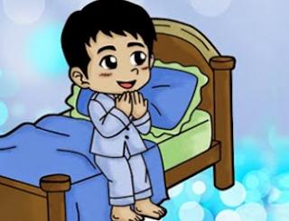 Bacaan Doa Sebelum Tidur Bahasa Arab, Latin & Terjemahan