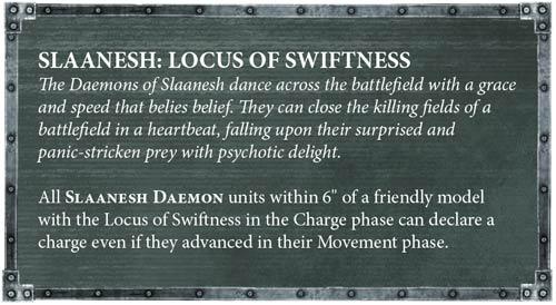 Códex Demonios de Slaanesh