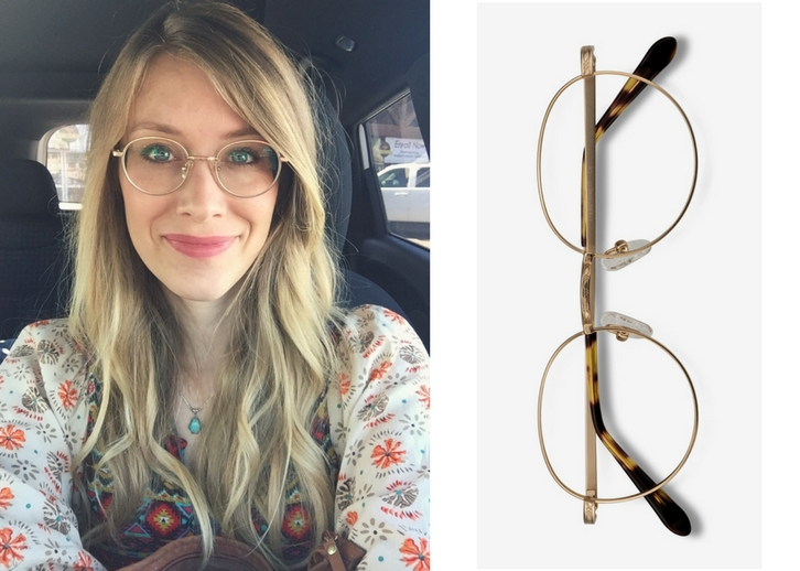 How to Get Quality Prescription Glasses for SUPER Cheap // www.thejoyblog.net