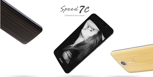 ZOPO Speed 7 C, Mobile 4G LTE Ready to Release in February