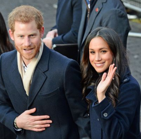 See Prince Harry and Meghan Markle's souvenir mug which is already in production