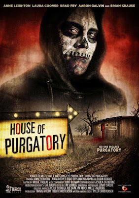 Poster House of Purgatory 2016