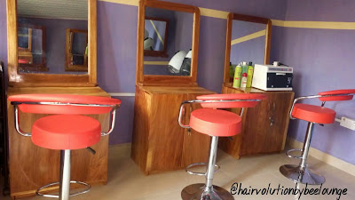 Ile-Ife salon