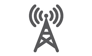 symbol for wireless process communications or industrial wireless