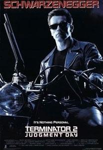 Poster original de Terminator 2: el juicio final