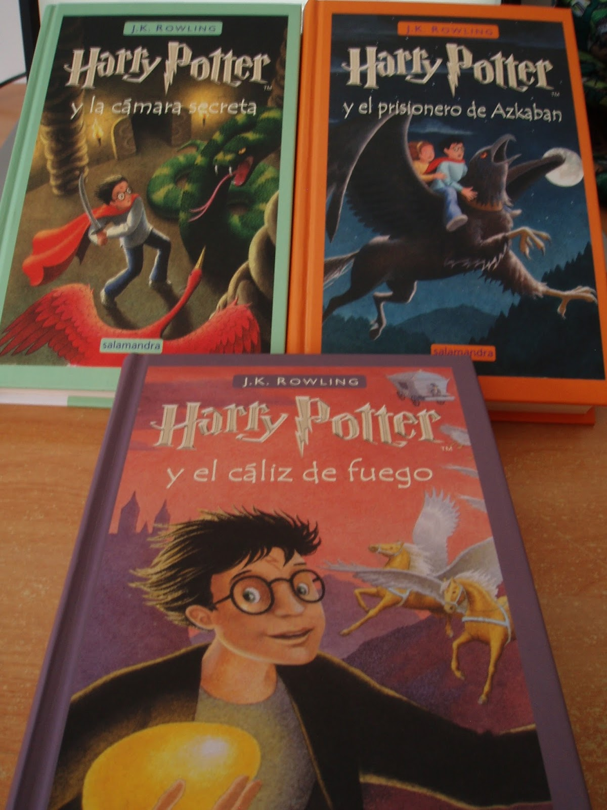 Paginas De Los Libros De Harry Potter Engrasando Las Tuercas 3 X 3 Libros De Harry Potter What
