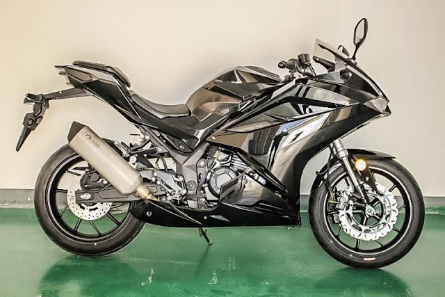 Honda CBR250RR Dikloning, Inilah Feely Phantom dengan Mesin 2 Silinder 450cc tapi Tenaga Memble