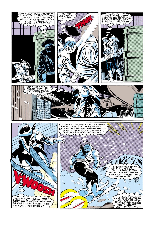 Captain America (1968) Issue #321 #249 - English 19
