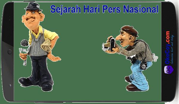 Sejarah Hari Pers Nasional Indonesia 9 Februari
