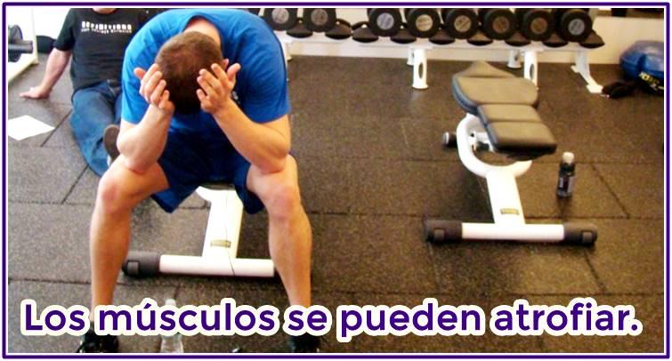 Atrofia muscular y fatiga muscular