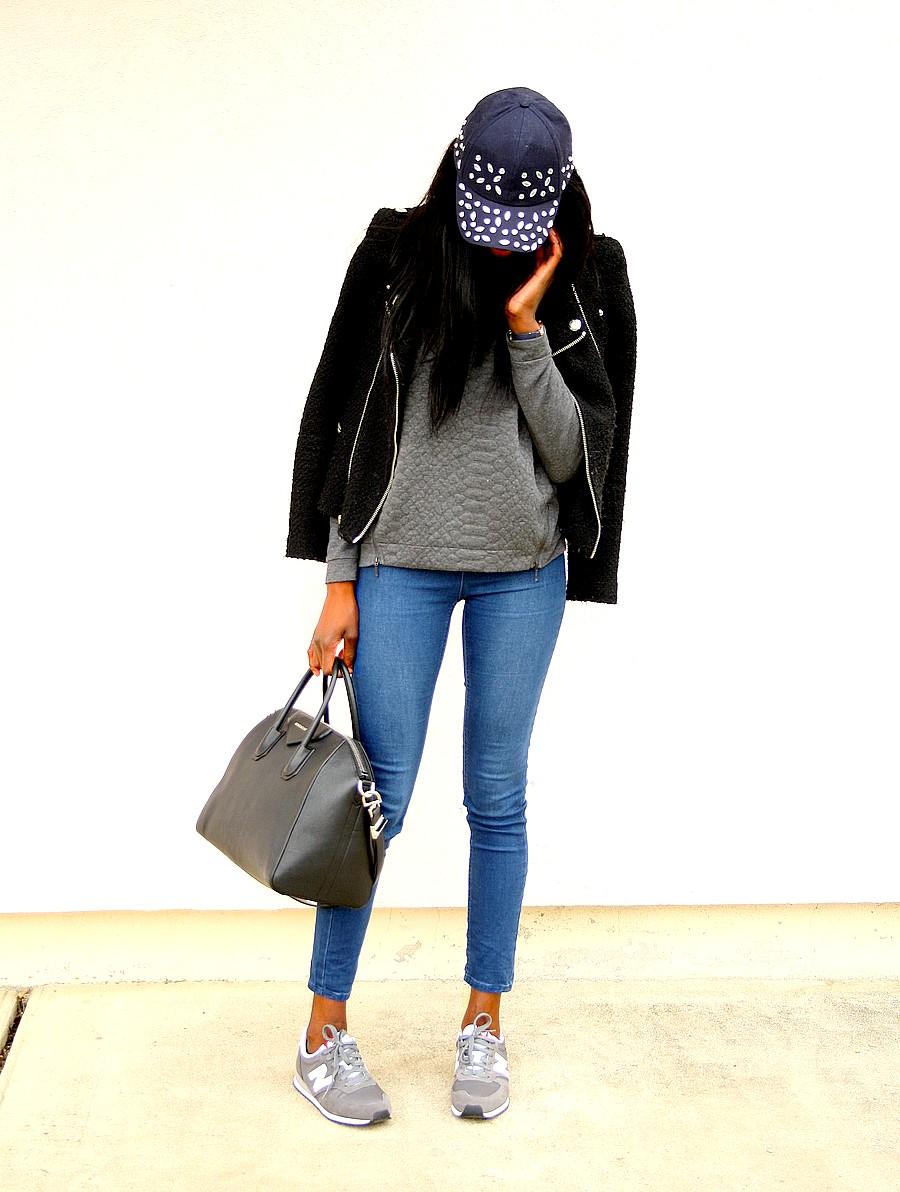 style-blogger-new-balance-420-givenchy-antigona-zara-biker-jacket