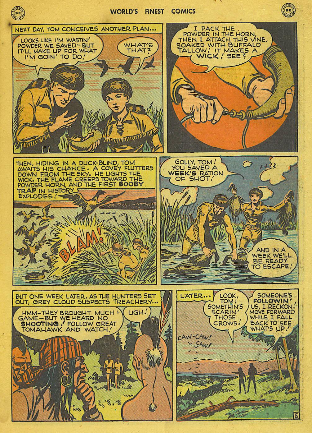 Read online World's Finest Comics comic -  Issue #34 - 21