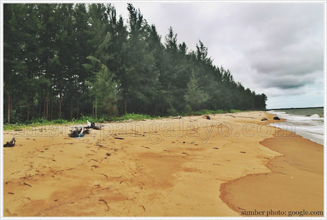 WISATA ALAM: Keindahan Pulau Selimpai - Sambas