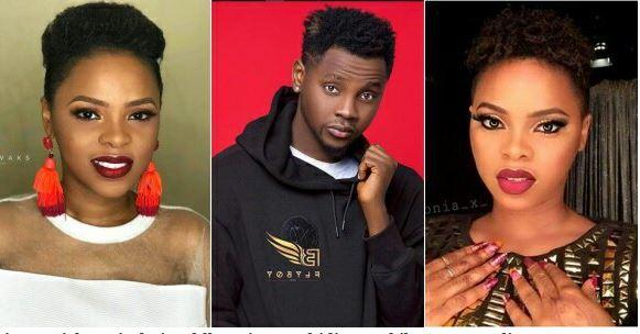 Kiss Daniel is dating singer Chidinma Ekile