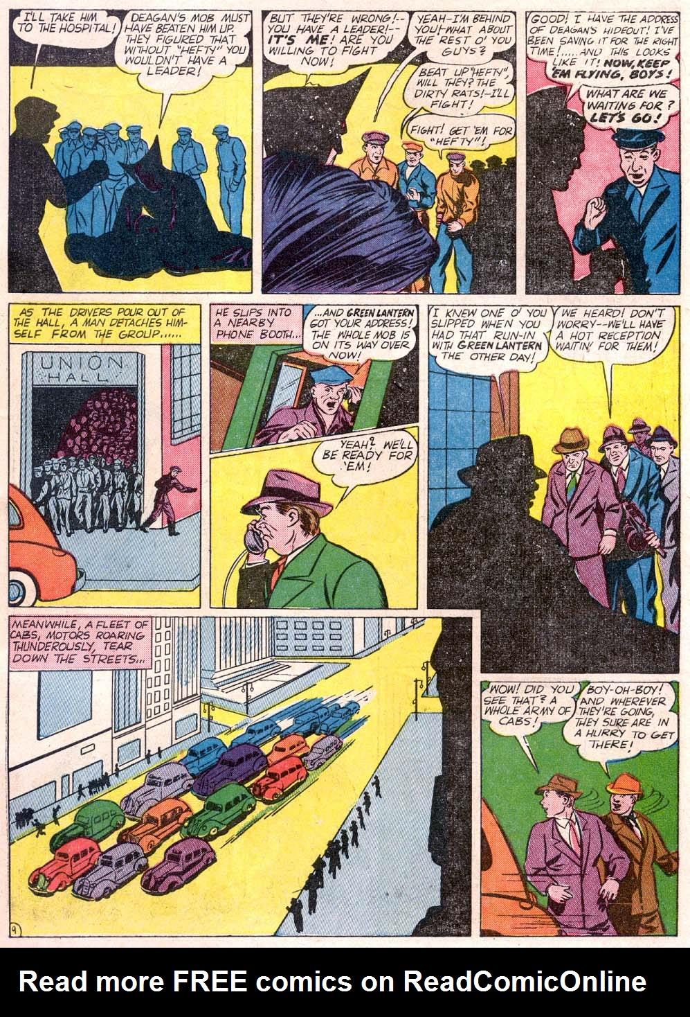 Read online All-American Comics (1939) comic -  Issue #33 - 11