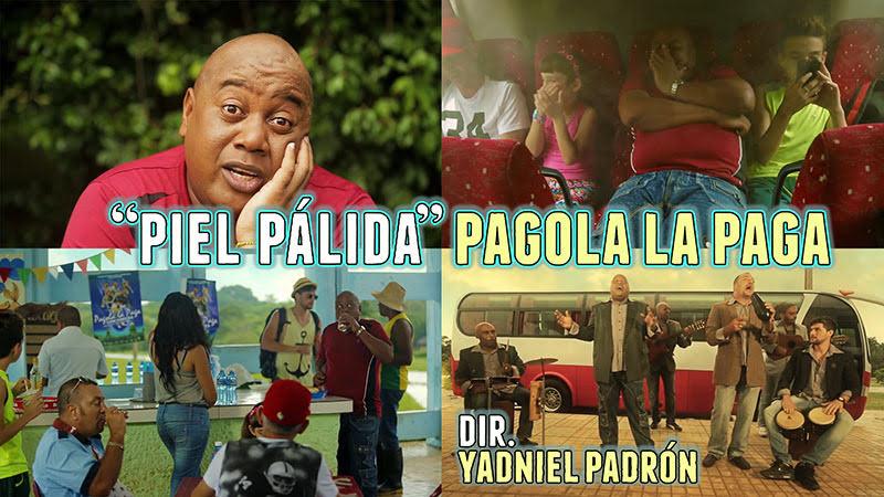 Pagola La Paga - ¨Piel Pálida¨ - Videoclip - Dirección: Yadniel Padrón. Portal Del Vídeo Clip Cubano