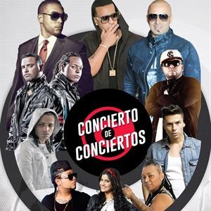 Concierto de Conciertos Bogotá 2015