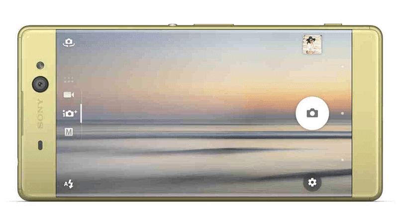 Sony Xperia XA Ultra w/ 16 MP OIS selfie