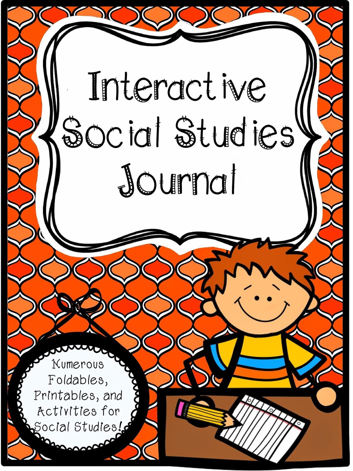 Social Stu S Interactive Journal