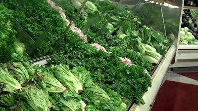 الخضروات الورقية الخضراء تعزز بناء الكولاجين
