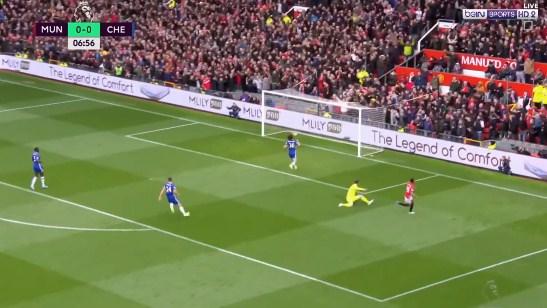 بالفيديو : مانشستر يونايتد يفوز على تشيلسي بهدفين دون رد اليوم الاحد 16-04-2017 الدوري الانجليزي