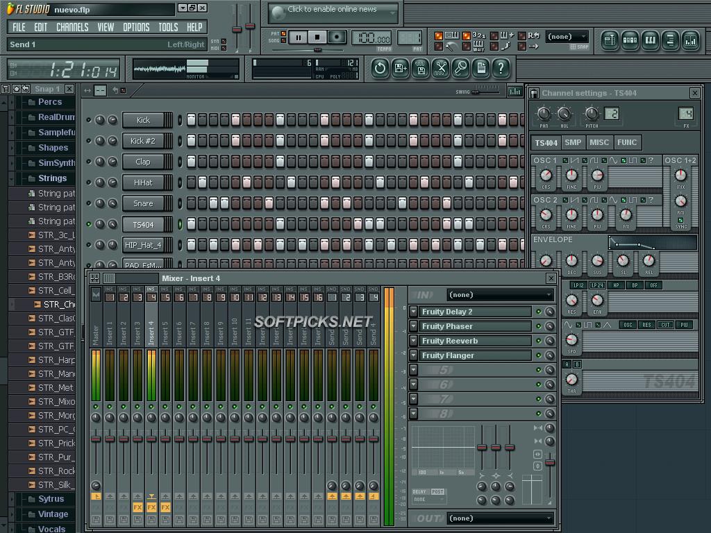 Fl studio download crack full