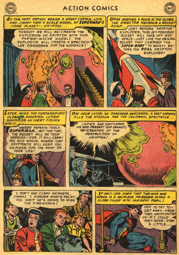 Read online Action Comics (1938) comic -  Issue #210 - 14