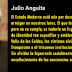 """Julio Anguita: """"Rajoy y sus comportamientos tramposos"""""""