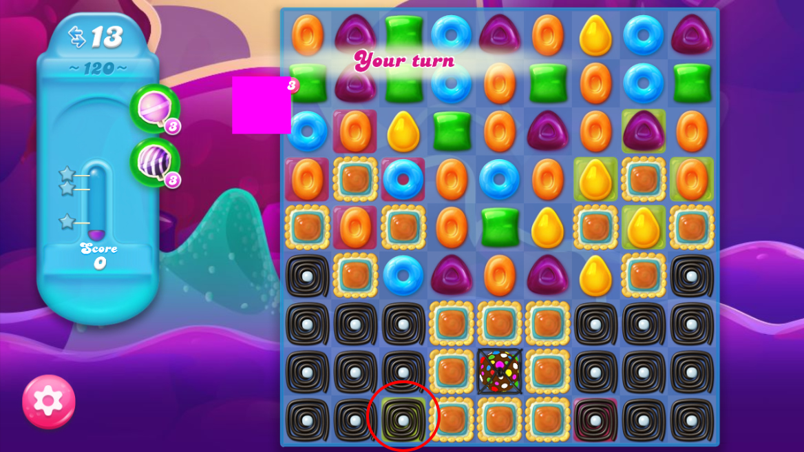Candy Crush Jelly Saga 120