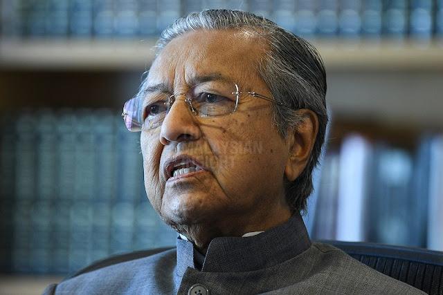 Image result for Gambar Mahathir dan pakatan harapan