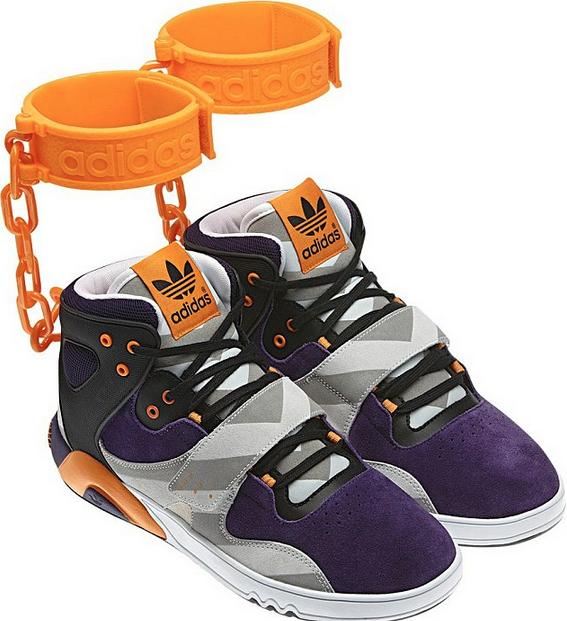 The Rag Blog  Travis Waldron   Adidas and the  Shackle Shoe  8e7492ab9