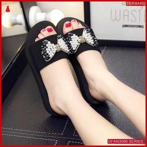 DFAN3066S89 Sepatu Pd34 Spon Wedges Wanita Murah Terbaru BMGShop