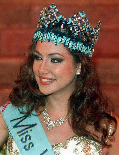 Miss World Of 1996 – Irene Skliva