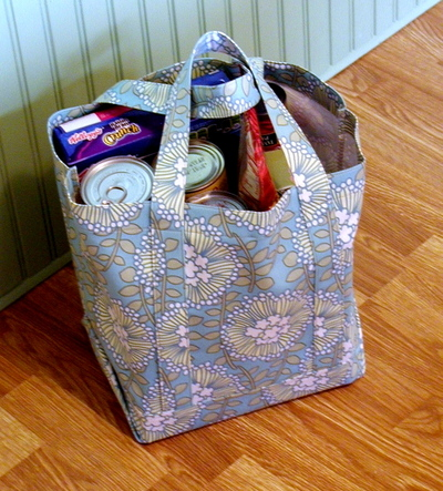 Fat Sack Grocery Bag