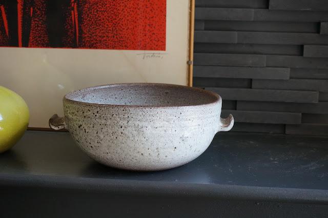 un saladier de Pol Chambost ceramique