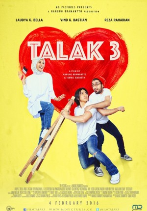 Download Film Talak 3 2016 DVDRip Full Movie