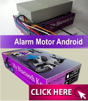 Alarm Motor Bluetooth