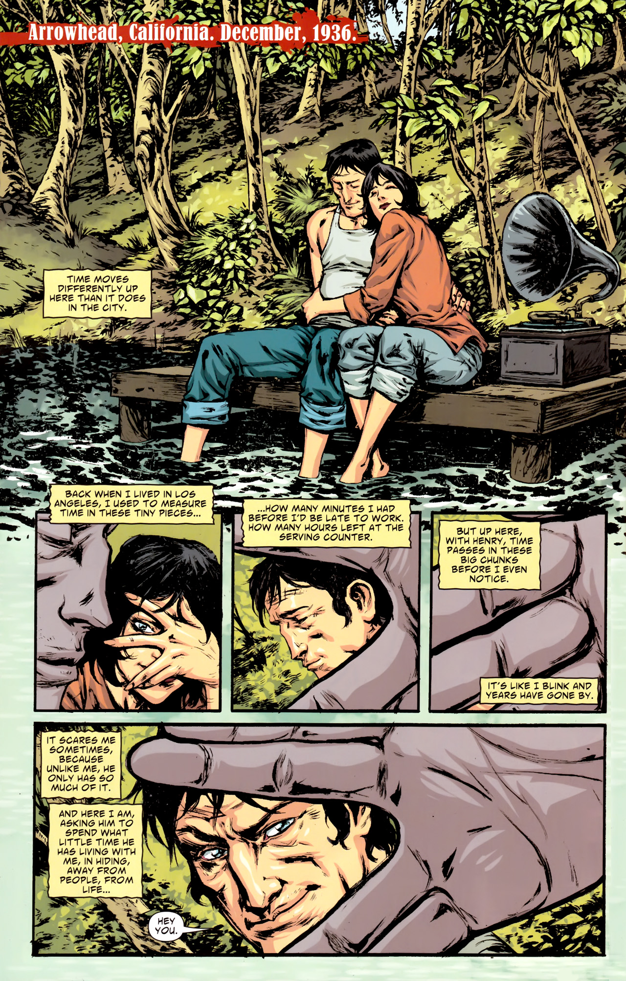 Read online American Vampire comic -  Issue #10 - 6