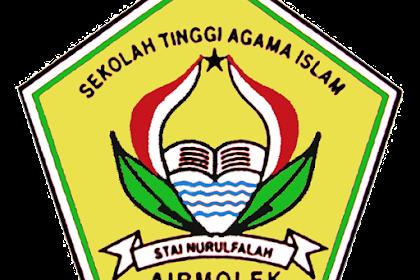 Pendaftaran Mahasiswa baru (STAI Nurul Falah Airmolek) 2021-2022