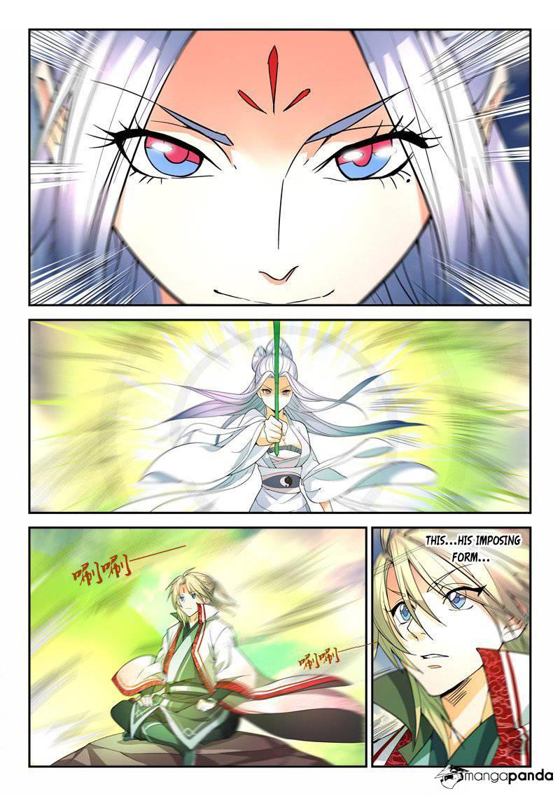 Spirit Blade Mountain - Chapter 34
